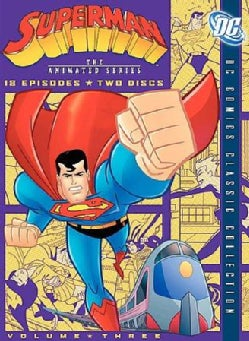 Superman: The Animated Series Vol 3 (DVD)