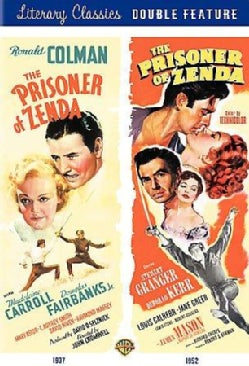 Prisoner of Zenda (DVD)