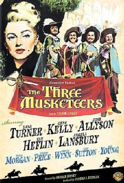 The Three Musketeers (1948) (DVD)