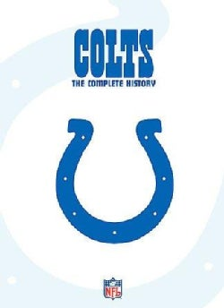 NFL History of the Colts (DVD)