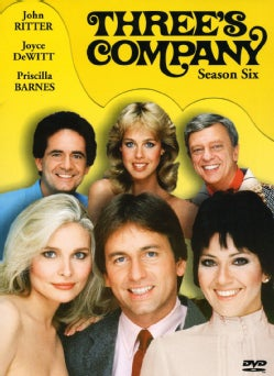 Three's Company: Season 6 (DVD)