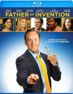 Father Of Invention (Blu-ray Disc)