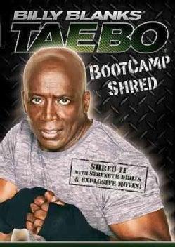 Billy Blanks: Tae Bo Bootcamp Shred (DVD)