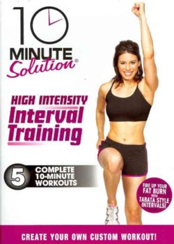 10 Minute Solution: High Intensity Interval Training (DVD)