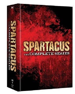Spartacus: The Complete Collection (DVD)