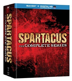 Spartacus: The Complete Collection (Blu-ray Disc)