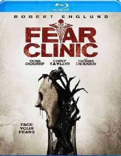 Fear Clinic (Blu-ray Disc)