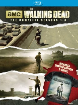The Walking Dead Seasons 1-3 (Blu-ray Disc)
