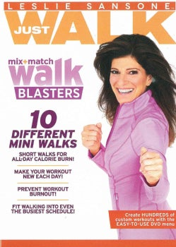 Leslie Sansone: Mix & Match Walk Blasters (DVD)