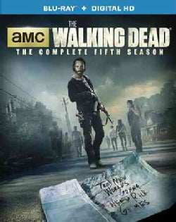 The Walking Dead: Season 5 (Blu-ray Disc)