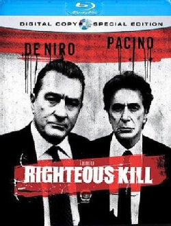 Righteous Kill (Blu-ray Disc)