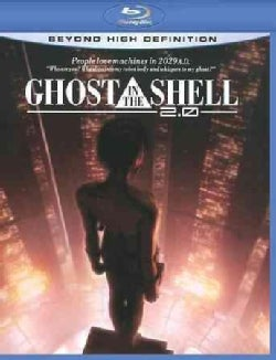 Ghost In The Shell 2.0 (Blu-ray Disc)