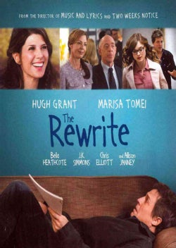 The Rewrite (Blu-ray Disc)