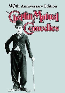 Chaplin Mutual Comedies (DVD)