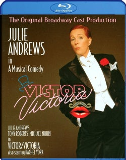 Victor Victoria: The Broadway Musical (Blu-ray Disc)