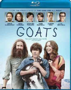 Goats (Blu-ray Disc)