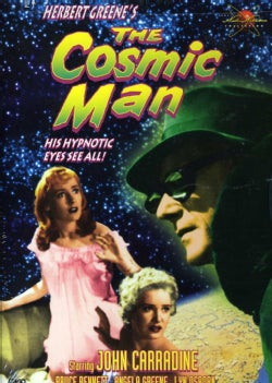 Cosmic Man (DVD)