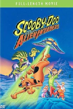 Scooby-Doo and the Alien Invaders (DVD)
