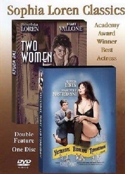 Sophia Loren Double Feature: Two Women/Yesterday, Today & Tomorrow (DVD)
