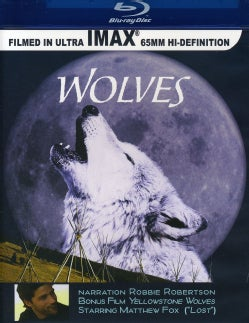 IMAX - Wolves (Blu-ray Disc)
