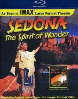 IMAX - Sedona: The Spirit of Wonder (Blu-ray Disc)