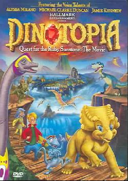 Dinotopia: Quest For The Ruby Sunstone (DVD)