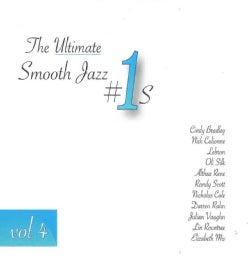 Various - The Ultimate Smooth Jazz #1's Vol. 4