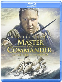 Master And Commander: The Far Side Of The World (Blu-ray Disc)