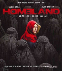 Homeland: Season 4 (Blu-ray Disc)
