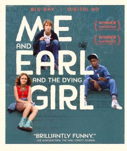 Me And Earl And The Dying Girl (Blu-ray Disc)