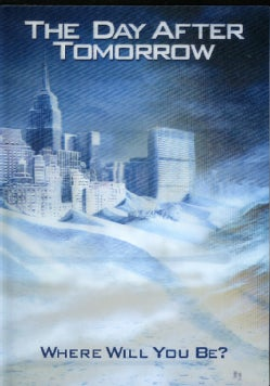 The Day After Tomorrow (Lenticular) (DVD)