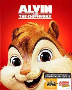 Alvin And The Chipmunks (Blu-ray/DVD)