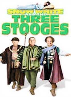 Snow White & The Three Stooges (DVD)
