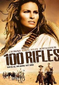 100 Rifles (DVD)
