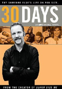 30 Days Season 1 (DVD)