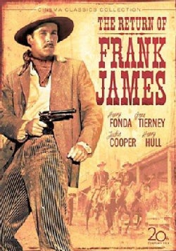 Return Of Frank James (DVD)