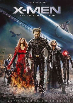X-Men Trilogy Pack (DVD)
