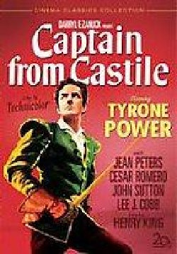 Captain From Castile (DVD)