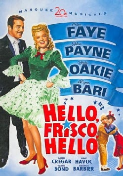 Hello, Frisco, Hello (DVD)
