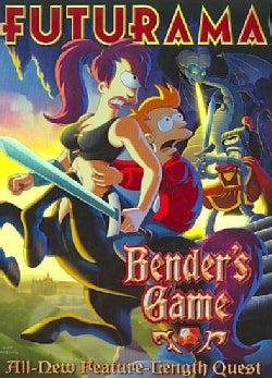 Futurama: Bender's Game (DVD)
