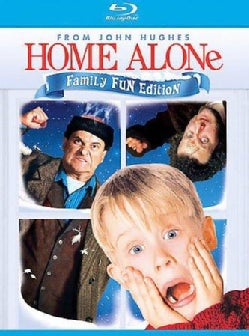 Home Alone (Blu-ray Disc)