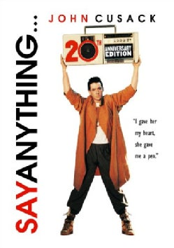 Say Anything (20th Anniversary Edition) (Blu-ray Disc)