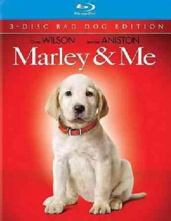 Marley And Me Bad Dog Edition (Blu-ray Disc)