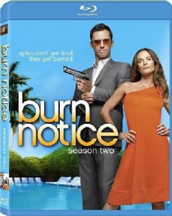 Burn Notice: Season 2 (Blu-ray Disc)