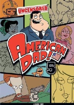 American Dad Vol. 5 (DVD)