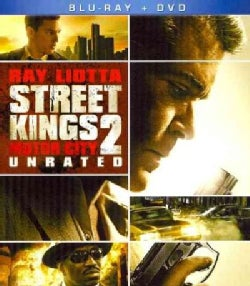 Street Kings 2: Motor City (Blu-ray/DVD)