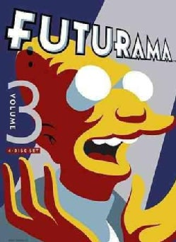 Futurama Vol. 3 (DVD)