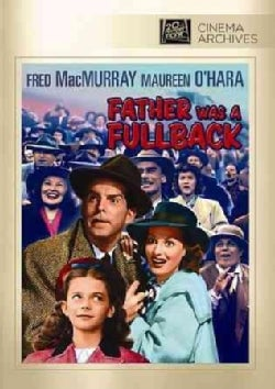 Father Was A Fullback (DVD)