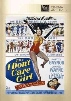 I Don't Care Girl (DVD)