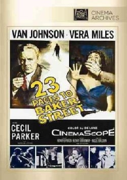 23 Paces To Baker Street (DVD)